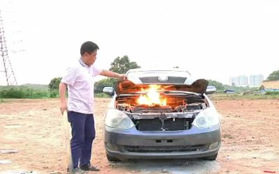 Best Automatic Fire Extinguisher Systems For Cars 2021