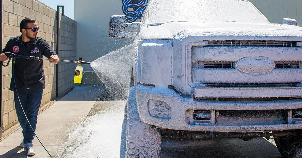 best-car-wash-soap-for-pressure-washer