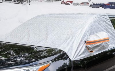 10 Best Windshield Covers For Snow And Ice (Reviews 2021)