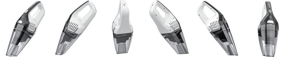 homasy handheld vacuum cordless 8kpa review