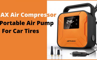 Jethax Air Compressor Tire Inflator Review: By Carparler