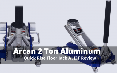 Arcan 2 Ton Aluminum Quick Rise Floor Jack ALJ2T Review