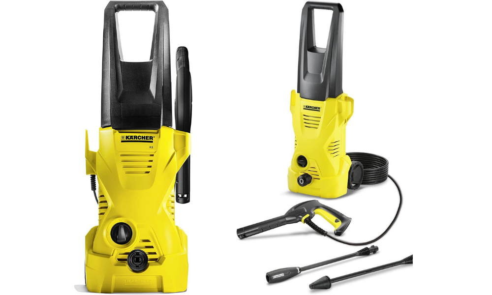 Karcher K2 Plus Electric Power Pressure Washer Review