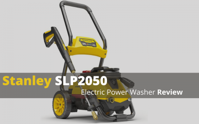 Stanley SLP2050 Electric Power Washer, Medium Review