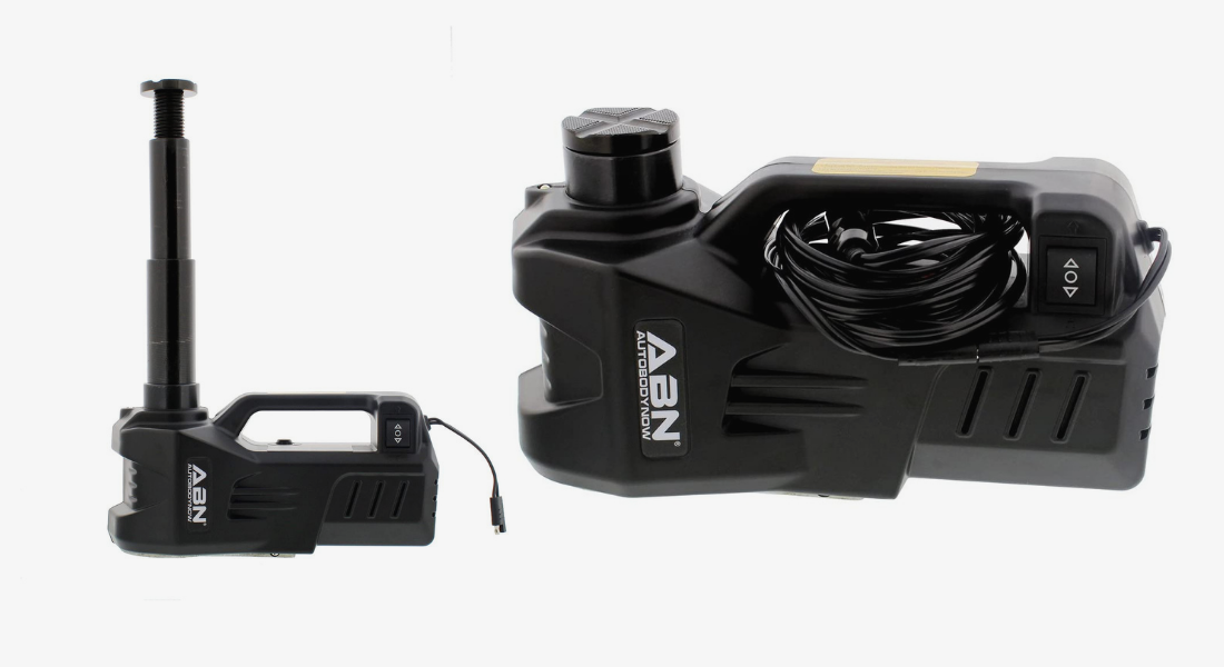 ABN 3 Ton Electric Hydraulic Jack – Automatic Emergency Lift Review