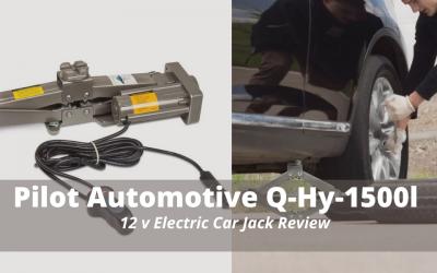Pilot Automotive Q-Hy-1500l 12 v Electric Car Jack Review