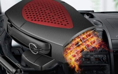 Top 10 Best Portable Car Heaters (Reviews & Buyer's Guide 2021)
