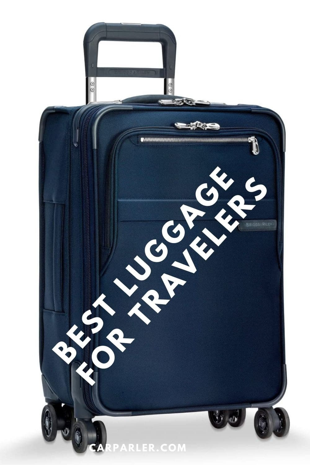Best Luggage For Frequent Business Travelers