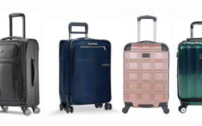 Best Luggage For Frequent Business Travelers (Reviews 2021)