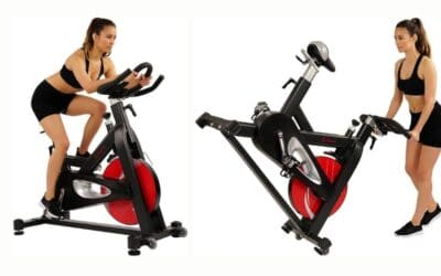 Sunny Health & Fitness Evolution Pro Indoor Cycling Bike Review