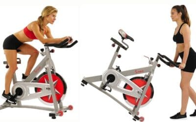 Sunny Health & Fitness Indoor Cycling Bike With 40 LB Flywheel Review