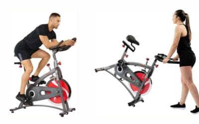 Sunny Health & Fitness SF-B1423 Indoor Cycling Bike Review