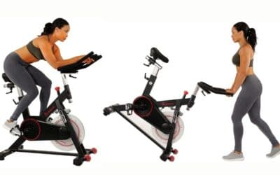 Sunny Health & Fitness Chain Drive Indoor Cycling Trainer Review