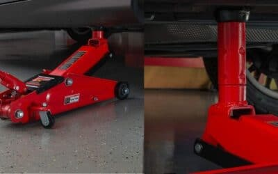 BIG RED T83006 Torin Hydraulic Trolley Service Floor Jack Review