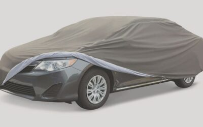 Amazon Basics Premium Waterproof Sedan Car Cover Review