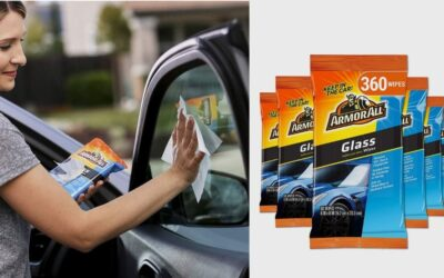 Armor All Car Interior Cleaner Glass Wipes For Dirt Review
