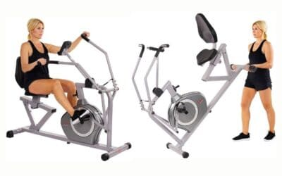 Sunny Health & Fitness Magnetic Recumbent Exercise Bike Review
