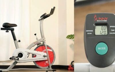 Sunny Health & Fitness SF-B1203 Indoor Cycling Trainer Review