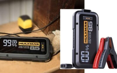 HULKMAN Alpha85 Jump Starter 2000 Amp Car Starter Review