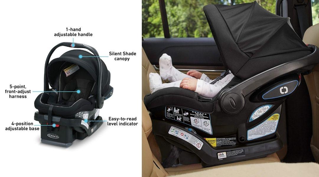 Graco SnugRide SnugLock 35 LX Infant Car Seat Review