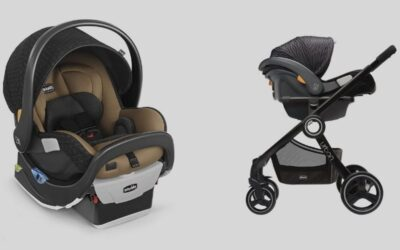 Chicco Fit2 Infant & Toddler Car Seat Cienna, Black Review