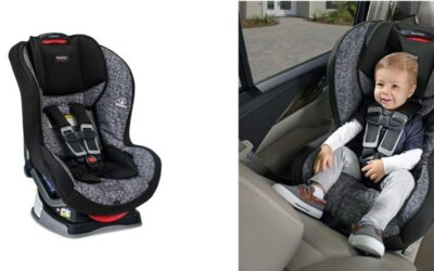 Britax Allegiance 3 Stage Convertible Car Seat-Static Review