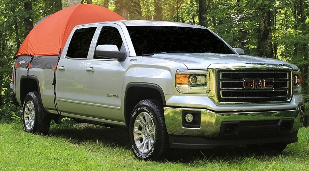 10 Best Truck Bed Tents For Camping [2021 June Updated]