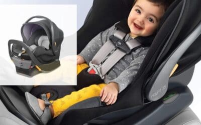 Chicco Keyfit 35 Infant Car Seat Review By Carparler