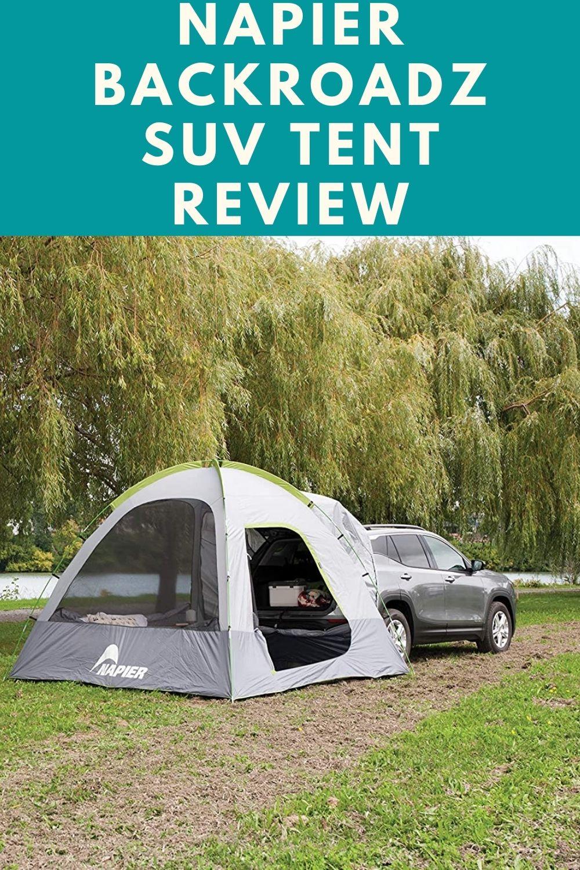 Napier Backroadz SUV Tent, Grey
