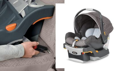 Chicco Keyfit Infant Car Seat and Base with Car Seat Lilla Review