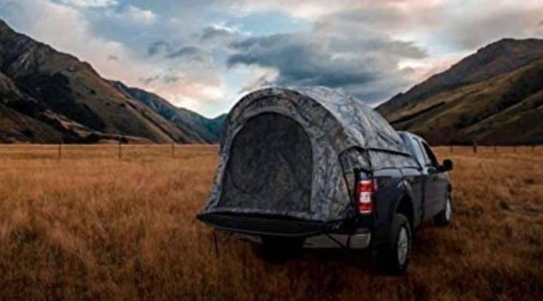 Napier Backroadz Truck Tent: Full Size Regular Bed